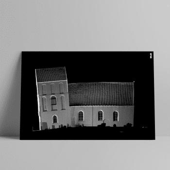3D laserscan van de Kerk in Suurhusen