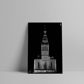 3D Laserscan van de Sint-Stevenskerk in Nijmegen