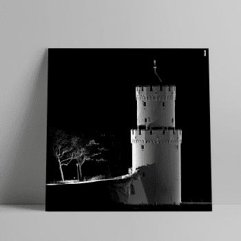 3d laserscan van de Kruittoren in Nijmegen